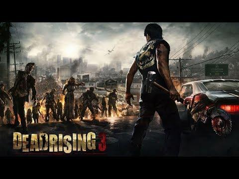 Ужасы. Dead Rising 3. Крушить, убивать и расчленять!