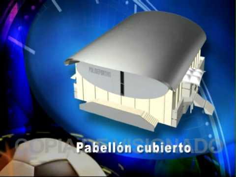 Complexe Omnisports de Malabo VE