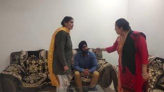 #ਘਰਵਾਲੀ ਤੋਂ ਦੁੱਖੀ#ghar wali to dukhi#Apnapunjab