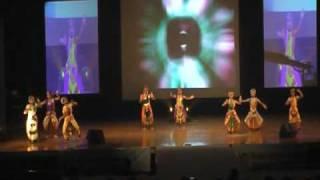 "KCS Summer Dreams 2010 ~ Seematti show - Classical dance ""Amma Aananda dayini"""