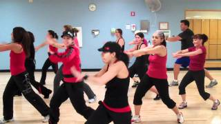 "Zumba ""Krazy""  by Pitbull"