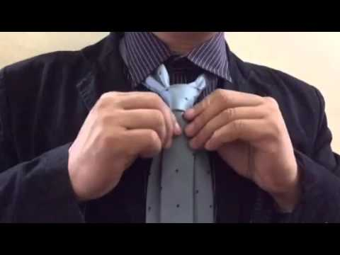 How to tie the Occidental Knot