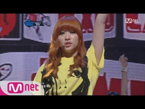 [STAR ZOOM IN] EXID - Whoz That Girl [M COUNTDOWN Ep.277] 160122 EP.47