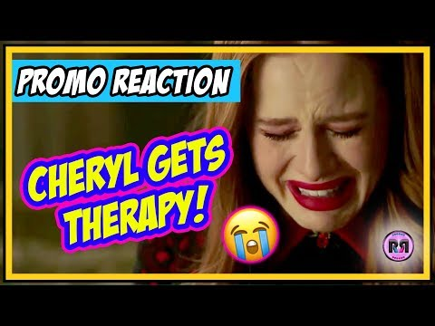 CHERYL GETS THERAPY! | Riverdale 4x08 'Chapter 65: In Treatment' PROMO REACTION