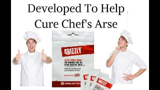 Chef's Arse - Skin Cream For The Prevention Of Chafing