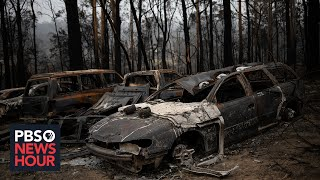 How Australia is fighting fires while also mounting recovery effort