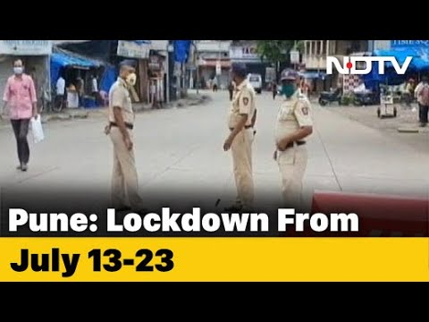 Full Lockdown In Pune From July 13-23, Essential Services To Be Allowed