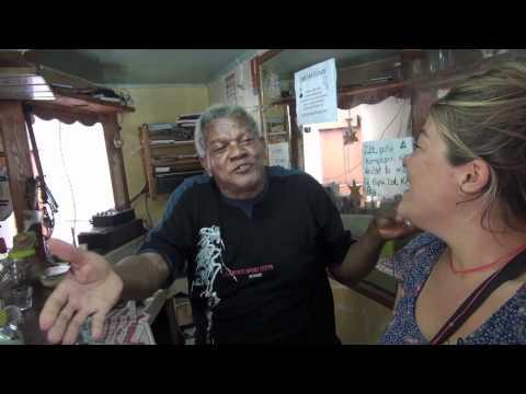 Guadeloupe Trotter - Jour 11 - Caco Bar à Trois-Rivières