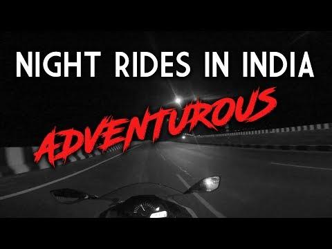 NIGHT RIDE - I'm Loving it! Ninja 300, Ride to Bangalore.