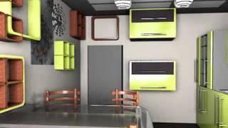 дизайн кухни и кухонного пространства(, 2014-07-05T15:11:32.000Z)