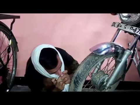 Dangerous Ringtone AK-47 || Funny Video || By Crazy Bande