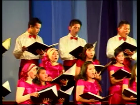 Airlangga University Choir - O Happy Eyes (Profana)