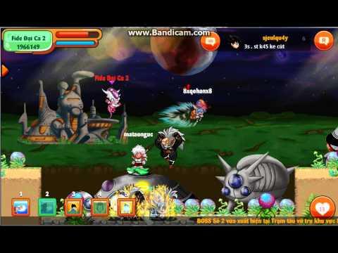 Ngọc Rồng Online : Làm nhiệm vụ Fide 1