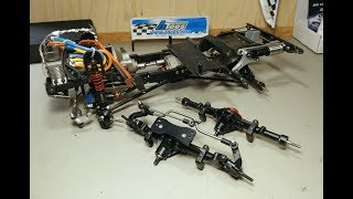 Boomracing D90 Phat axles Swap Ver 1 to ver 2 plus whats the difference
