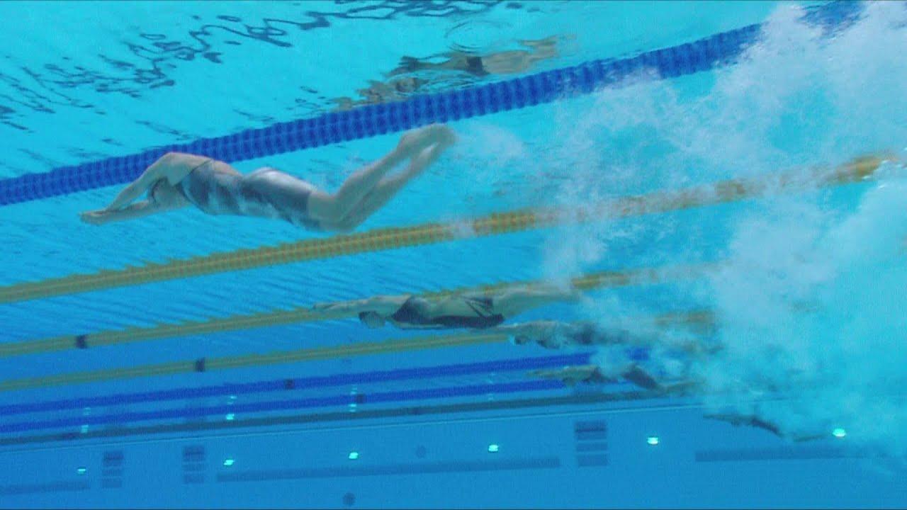 Olympic Swimming Pool 2012 women's swimming 50m freestyle - heats | london 2012 olympics