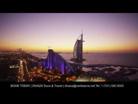 Experience Dubai with DIVAZA Tours & Travel