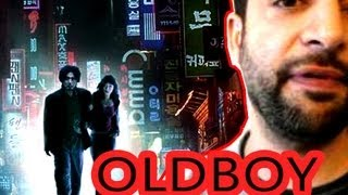 Old Boy - Review (Mindfuck Special)
