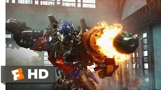 Transformers Revenge of the Fallen (2009) - The Mad Doctor Scene (510) Movieclips