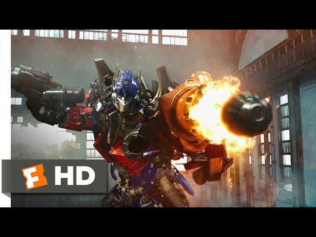 Transformers Revenge Of The Fallen 2009 The Mad Doctor Scene
