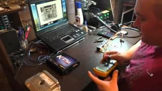 видео Программный чип тюнинг двигателя  Mercedes (Mercedes)