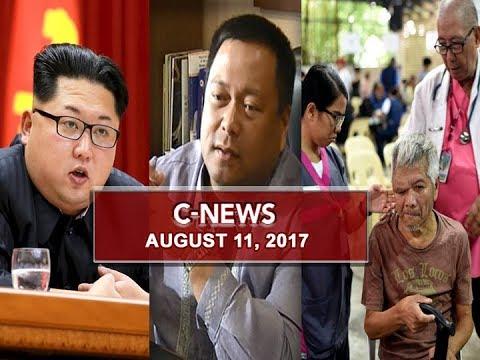 UNTV: C-News (August 11, 2017)