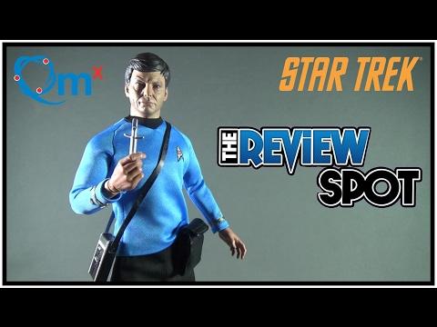 Collectible Spot - Quantum Mechanix Master Series Star Trek Dr. Leonard McCoy (Exclusive Version)