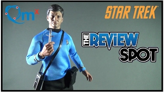 Collectible Spot - Quantum Mechanix Master Series Star Trek Dr. Leonard McCoy (Exclusive Version)