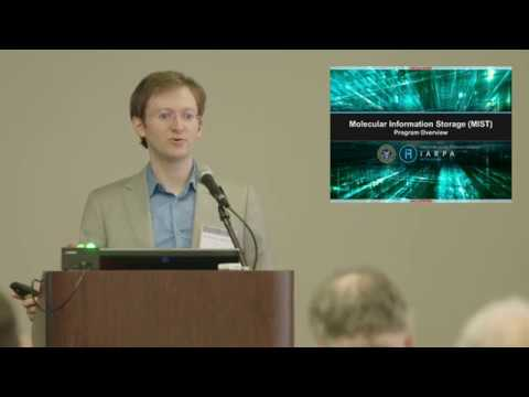 IARPA Molecular Information Storage (MIST) Proposers' Day