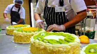 how to make mix fruit cake