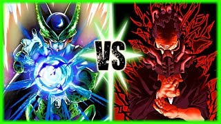 Perfect Cell Vs All For One Episode 9 (Ft. Kaggy Films)