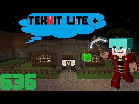 TEKKIT LITE + #636 - Lars hat ein SCHÖNES Haus! [German] Let's Play