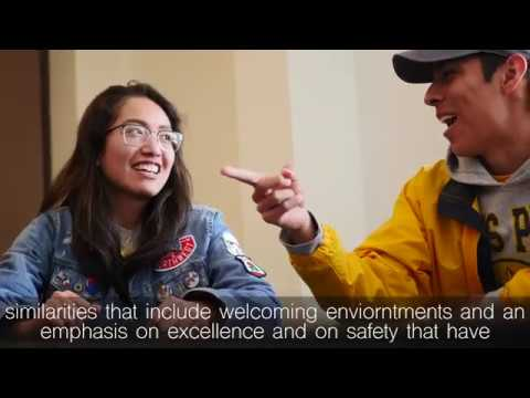 Green River Community College Safety Video