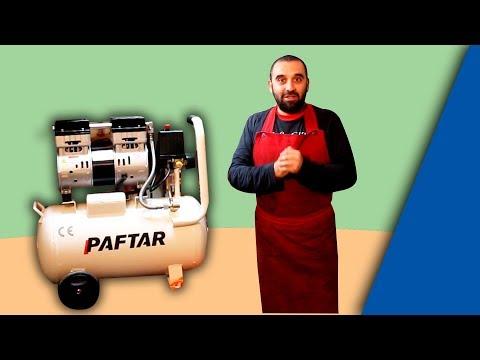 Sessiz Kompresör Alıyoruz Vlog | Paftar HKS-24 Sessiz Mini Kompresör