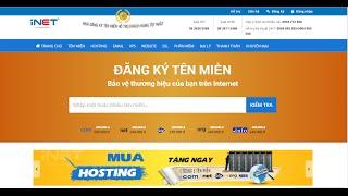Hướng dẫn đăng nhập và sử dụng Hosting tại iNET