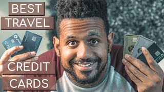 The Best travel credit cards 2021 | Travel for free