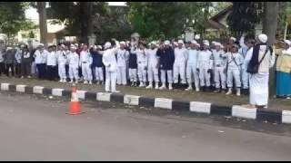 Puluhan Anggota FPI Datangi Polres Bogor