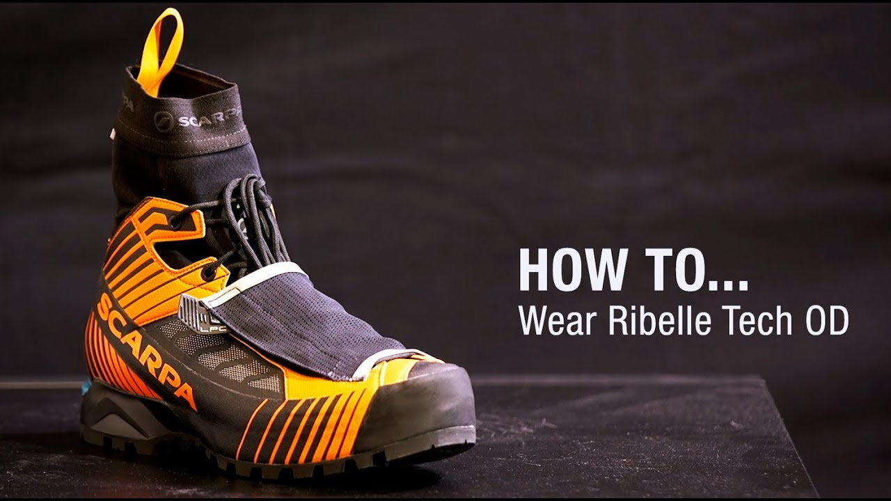 HOW TO Wear Ribelle Tech OD