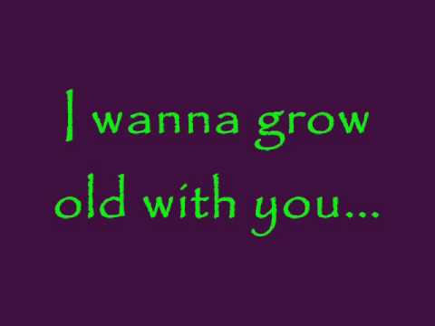 Grow Old with You by Adam Sandler (w/...