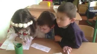 Урок аукціон з української мови у 4 класі