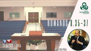 Reflexão: Romanos 8.35-37 - IPT