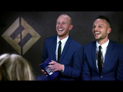 Jono and Ben - Foo FIghters Interview