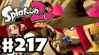 Knights vs. Wizards Splatfest! - Splatoon 2 - Gameplay Walkthrough Part 217 (Nintendo Switch)