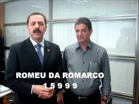 ROMEU DA ROMARCO 15999 - Deputado Itamar Borges
