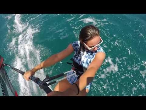 Windsurf in New Caledonia