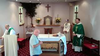 Sunday 2nd August 0900 Mass at St Hughs