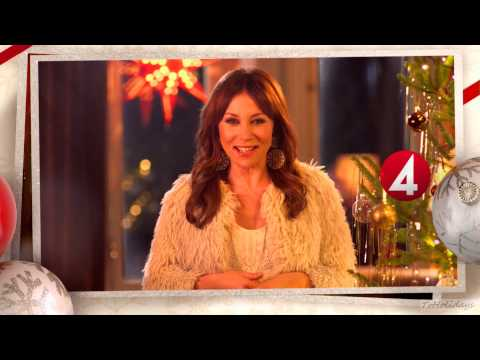 TV4 HD Sweden Christmas Adverts, Idents, Presenter 2013 Advent