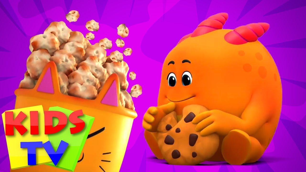 Pop va las palomitas de maíz   Serie divertida   Kids TV Español Latino   Videos preescolares