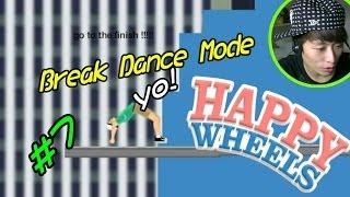 happy wheels快樂輪子 打波子機 7 鋼柱男breaking pogo man