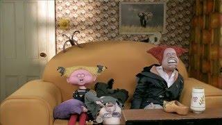 Нападение на диван - Angry Kid