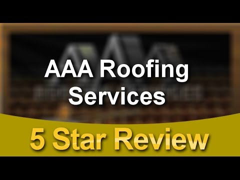 AAA Roofing Services Woodland Hills Reviews Excellent 5 Star Review By Zach  S.